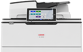 lanier IM C8000 Color Laser Multifunction Printer