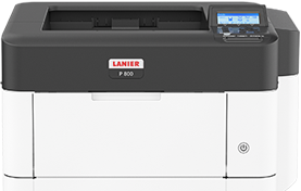 lanier P 800 Black and White Laser Printer