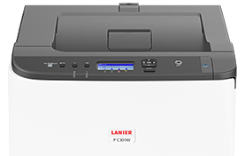 lanier P C301W Color Laser Printer