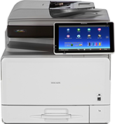 MP C407 Color Laser Multifunction Printer