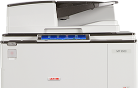 lanier MP 6503 Black and White Multifunction Printer -  MP 6503