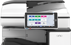 IM C2500 Color Laser Multifunction Printer