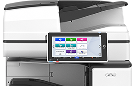 IM C3500 Color Laser Multifunction Printer