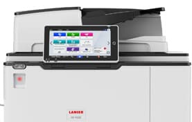 lanier IM 9000 Black and White Laser Multifunction Printer