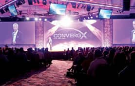 ConvergeX 2018 audience and speaker pdf cover