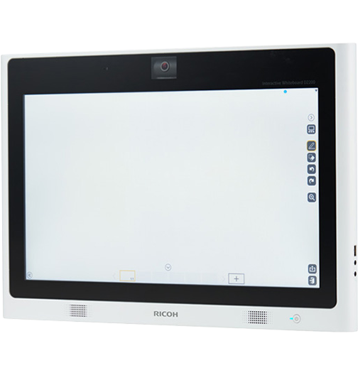lanier D2200 Interactive Whiteboard