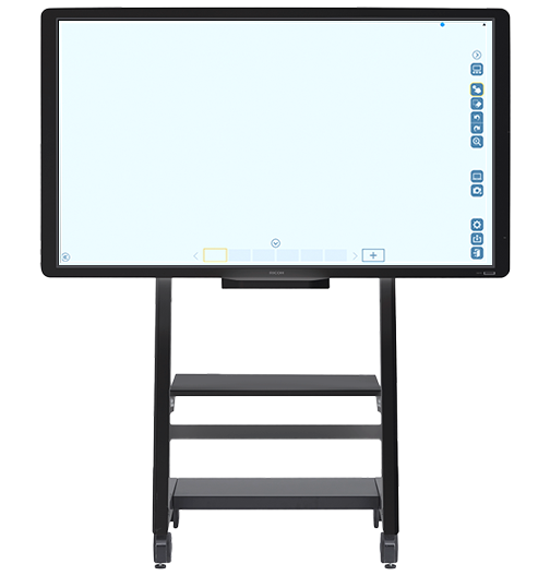 lanier D6520BK Interactive Whiteboard Interactive Whiteboard