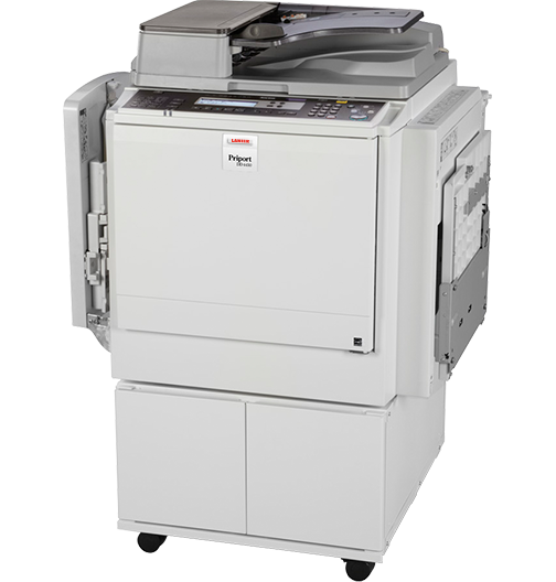 lanier DD 4450 Digital Duplicator