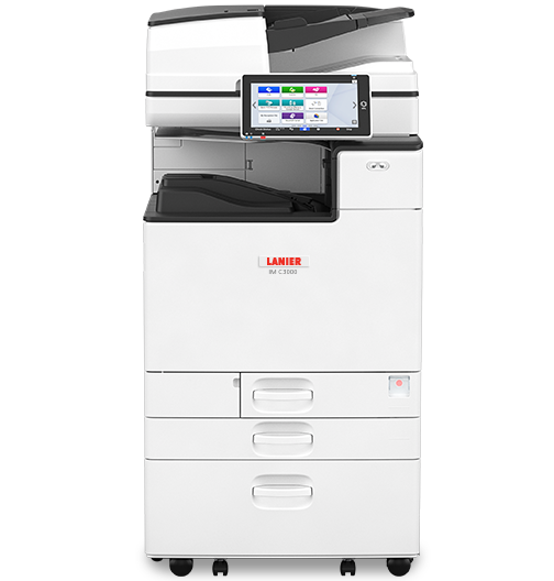 lanier IM C3000 Color Laser Multifunction Printer