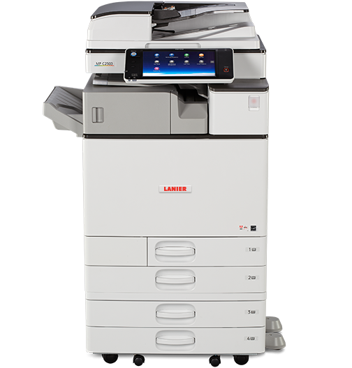 lanier MP C2003 Color Laser Multifunction Printer