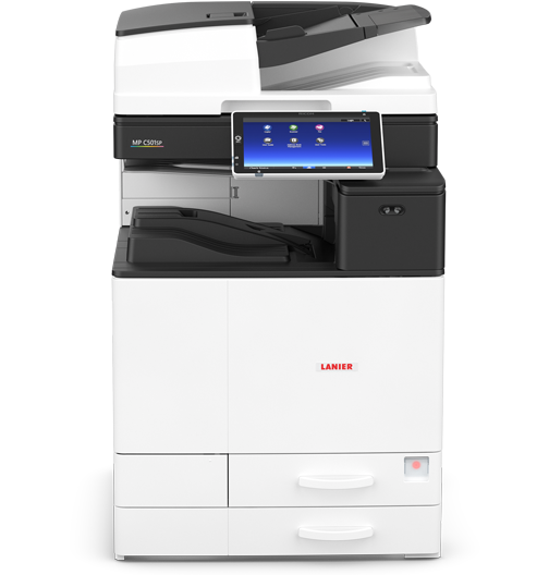 lanier MP C501 Color Laser Multifunction Printer