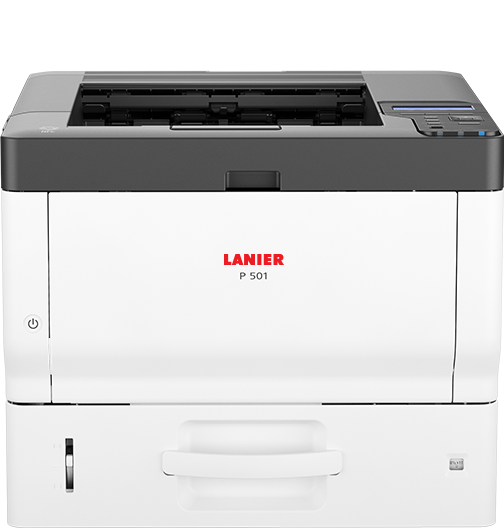 lanier P 501 Black and White Printer