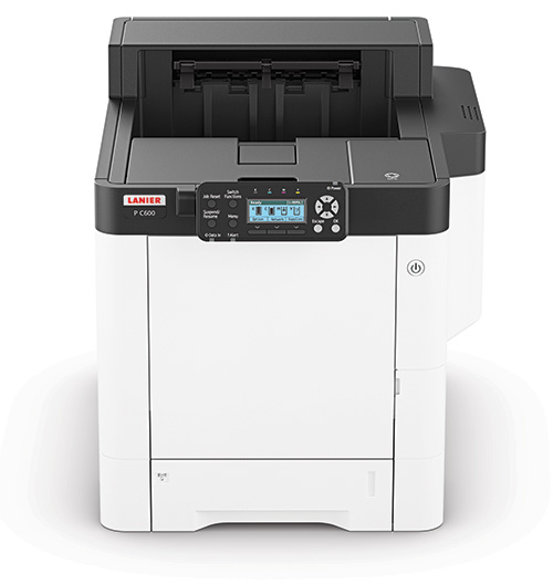 lanier P C600 Color Laser Printer