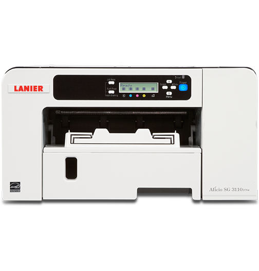lanier SG 3110DNw Color GELJET™ Inkjet Printer