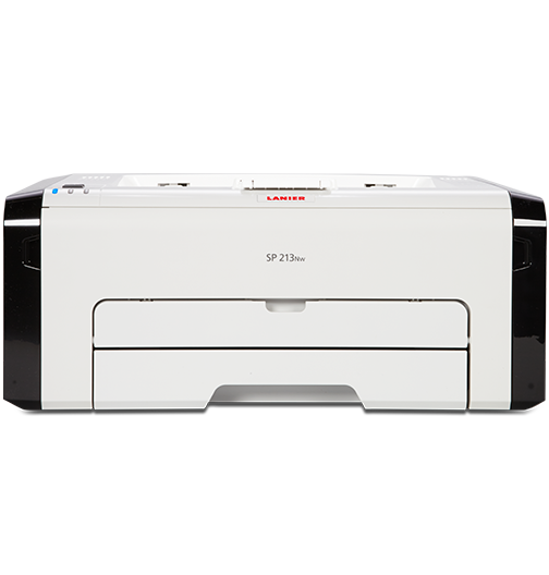 lanier SP 213Nw Black and White Laser Printer
