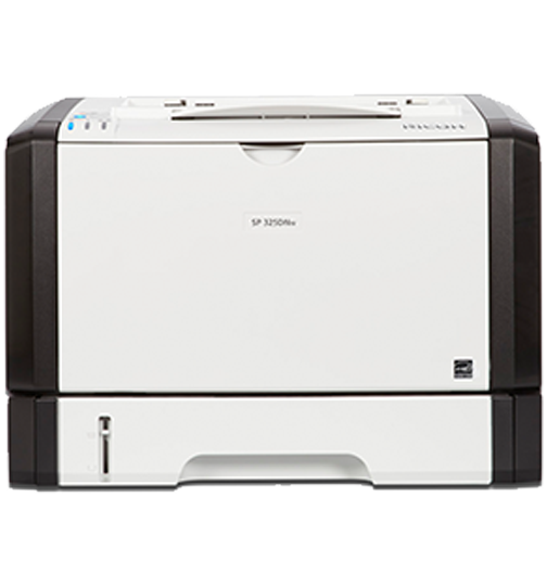 lanier SP 325DNw Black and White Printer