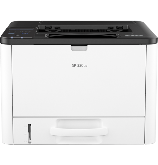 lanier SP 330DN Black and White Laser Printer