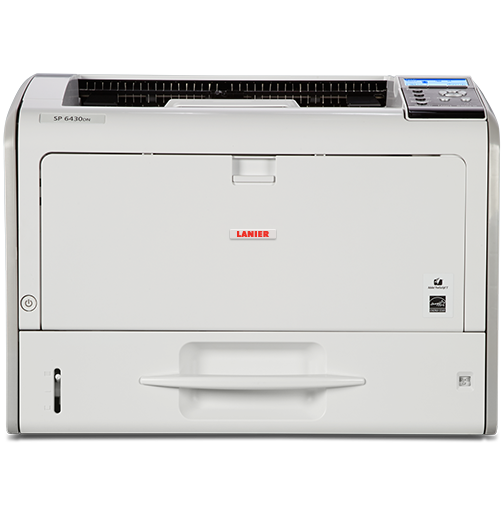 lanier SP 6430DN Black and White Printer