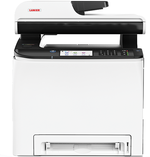 lanier SP C262SFNw Color Laser Multifunction Printer