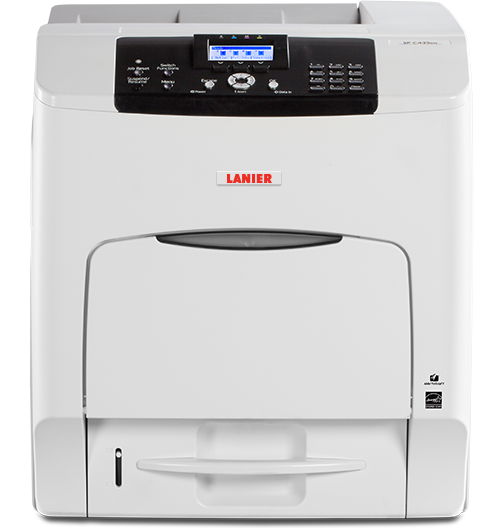 lanier SP C435DN Color Laser Printer