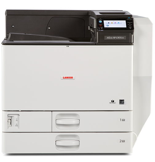 lanier SP C831DN Color Laser Printer