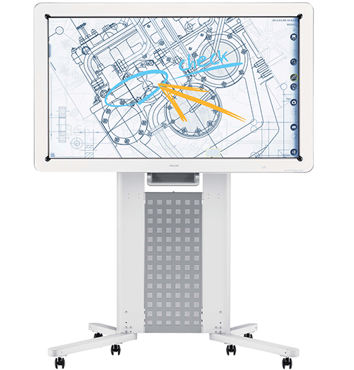 lanier D5500 Interactive Whiteboard