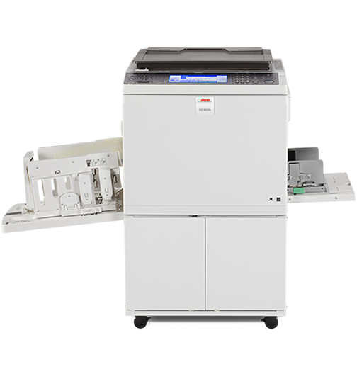 lanier DD 6650P Digital Duplicator