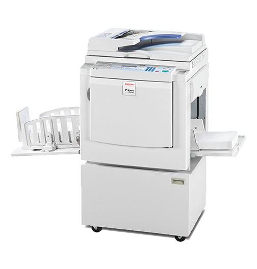 lanier DX 3343 Digital Duplicator