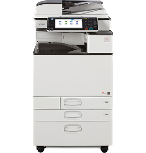 lanier MP C2503 Color Laser Multifunction Printer