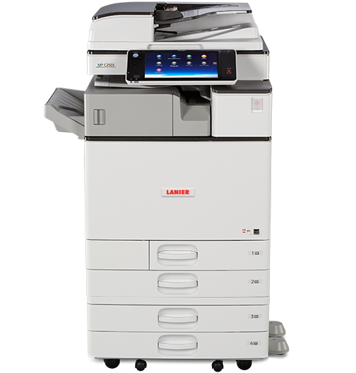 lanier MP C3003 Color Laser Multifunction Printer