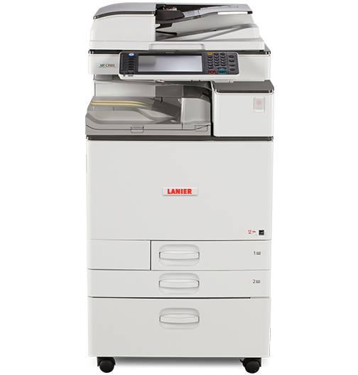 lanier MP C3503 Color Laser Multifunction Printer