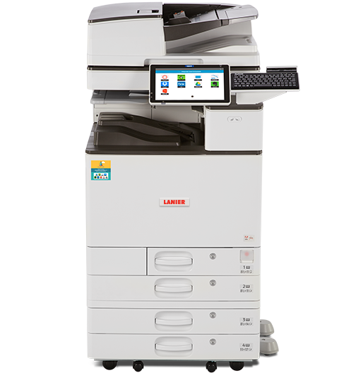 lanier MP C3504SP TE for Education Color Laser Multifunction Printer
