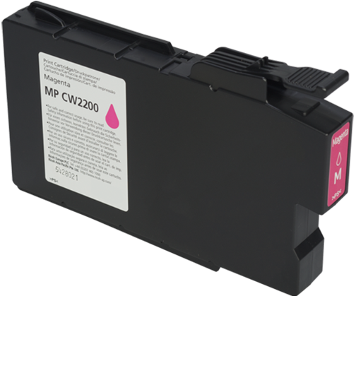 lanier MP CW2200 Magenta Ink Cartridge - 841722