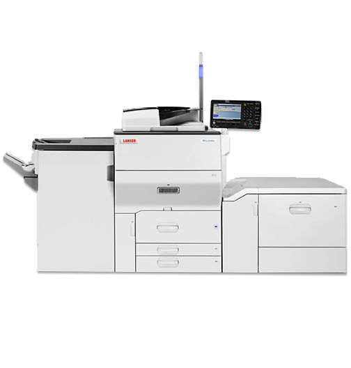 lanier Pro C5110s Color Laser Production Printer