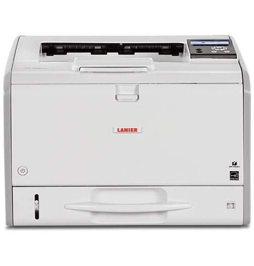 lanier SP 3600DN Black and White Printer