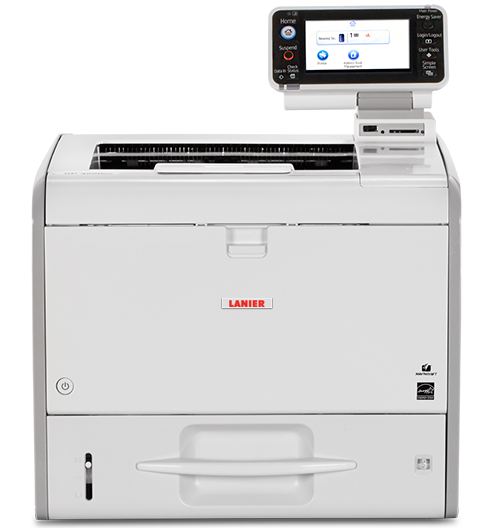 lanier SP 4520DN Black and White Printer
