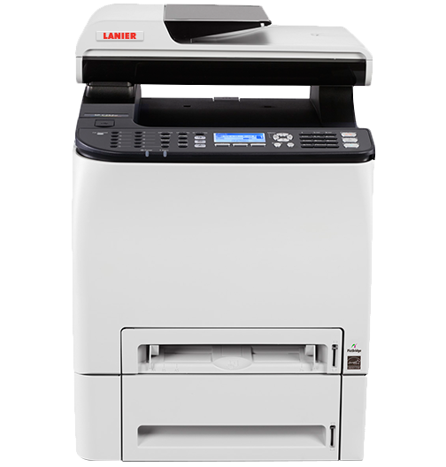 lanier SP C252SF Color Laser Multifunction Printer