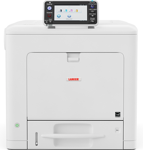 lanier SP C352DN Color LED Printer
