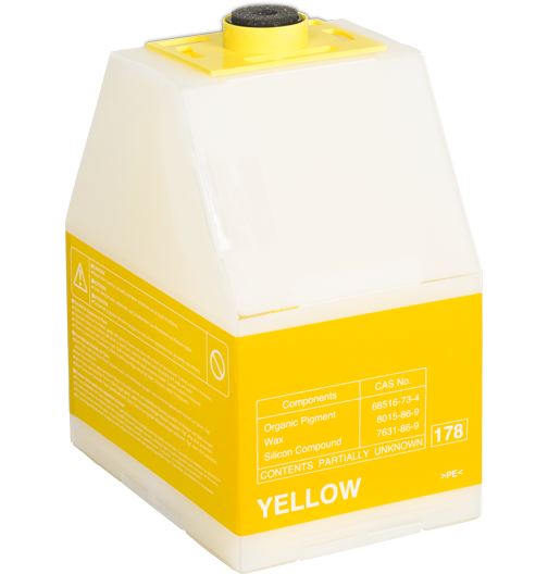 lanier Yellow Toner CartridgeType 160 - 888443